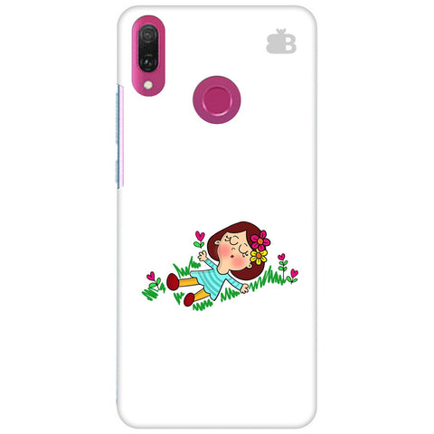 Zone Out Huawei Y9 2018 Cover