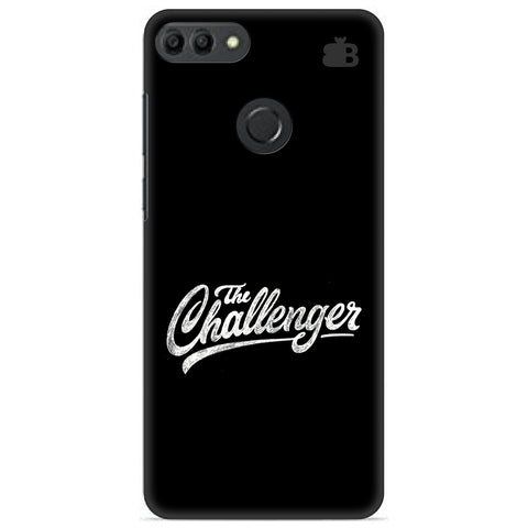 The Challenger Huawei Y9 2019 Cover