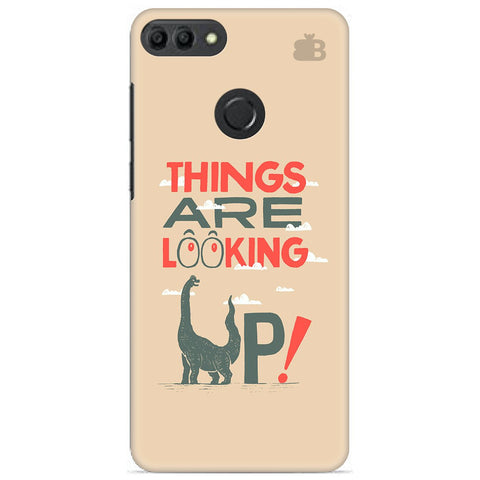 Things are looking Up Huawei Y9 2019 Cover