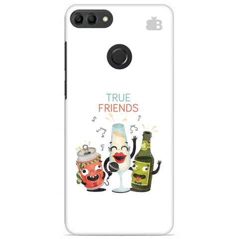 True Friends Huawei Y9 2019 Cover
