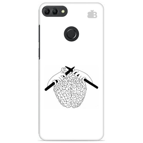 Weaving Brain Huawei Y9 2019 Cover