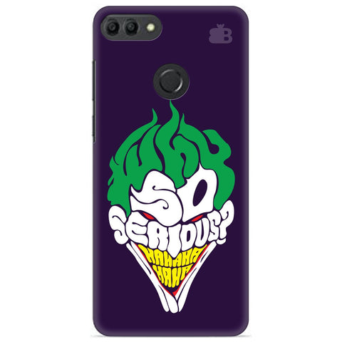 Why So Serious Huawei Y9 2019 Cover
