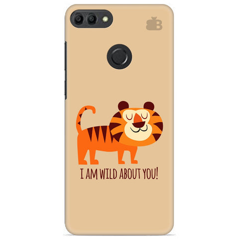 Wild About You Huawei Y9 2019 Cover