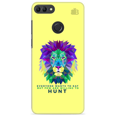 Willing to Hunt Huawei Y9 2019 Cover