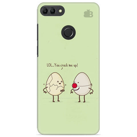 You Crack me up Huawei Y9 2019 Cover
