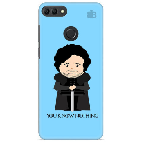 You Know Nothing Huawei Y9 2019 Cover