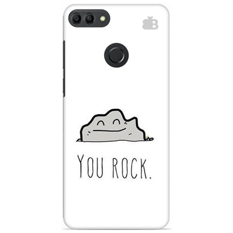You Rock Huawei Y9 2019 Cover
