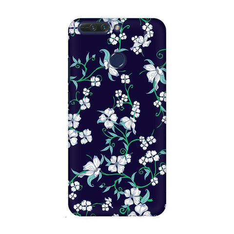 Dogwood Floral Pattern Huwaei Honor 8 Pro Phone Cover