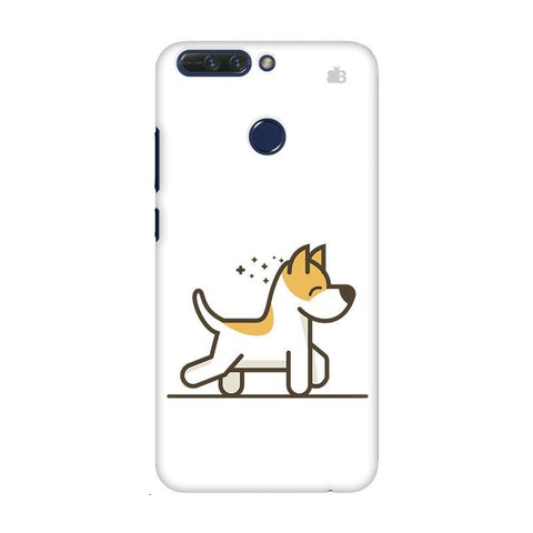 Happy Puppy Huwaei Honor 8 Pro Phone Cover