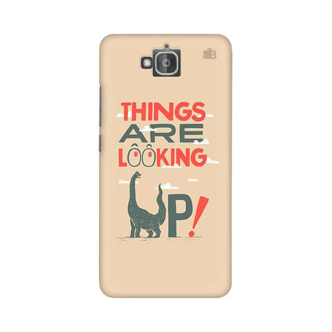 Things are looking Up Huwaei Honor Holly 2 Plus Phone Cover