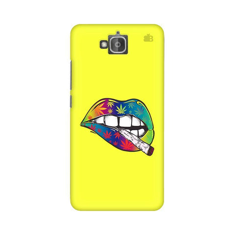 Trippy Lips Huwaei Honor Holly 2 Plus Phone Cover