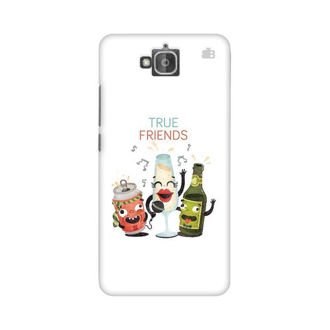 True Friends Huwaei Honor Holly 2 Plus Phone Cover