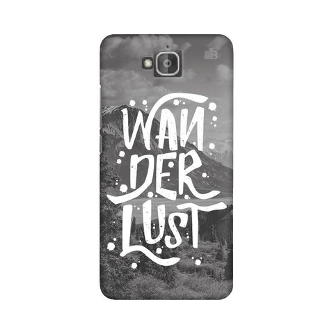 Wanderlust Huwaei Honor Holly 2 Plus Phone Cover