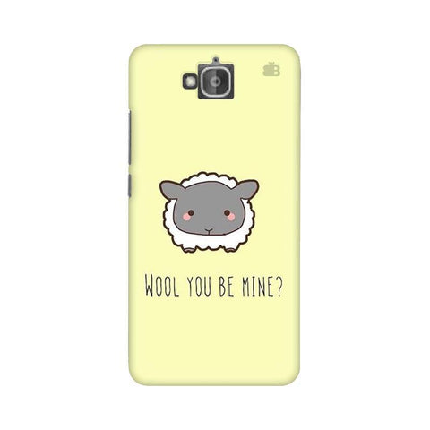 Wool Huwaei Honor Holly 2 Plus Phone Cover