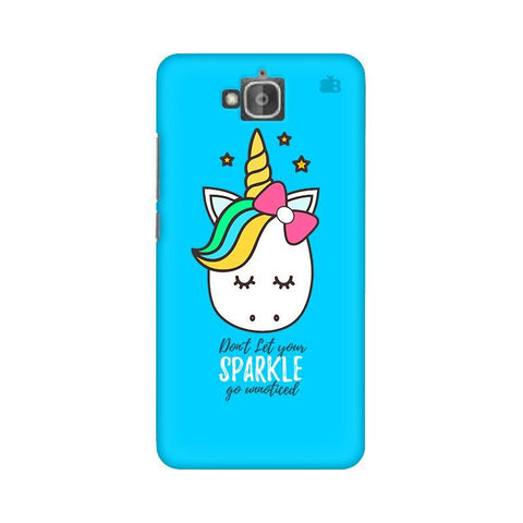 Your Sparkle Huwaei Honor Holly 2 Plus Phone Cover