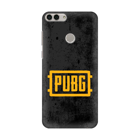 PUBG Huawei Enjoy 7S Cover