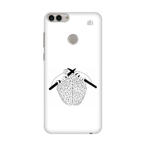 Weaving Brain Huawei Enjoy 7S Cover