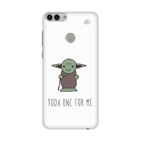 Yoda One Huawei Enjoy 7S Cover