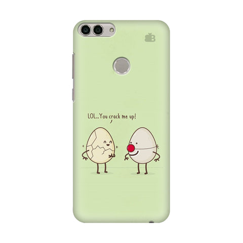 You Crack me up Huawei Enjoy 7S Cover