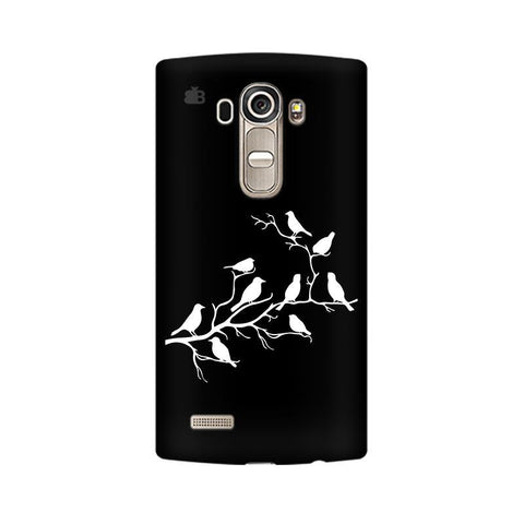 Birds on branches LG G4 Phone Cover