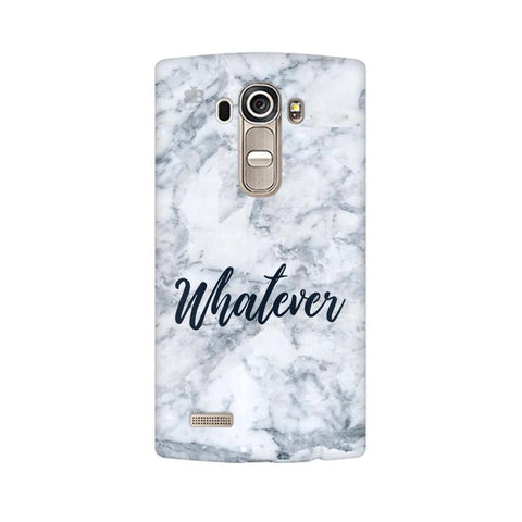 Whatever LG G4 Phone Cover