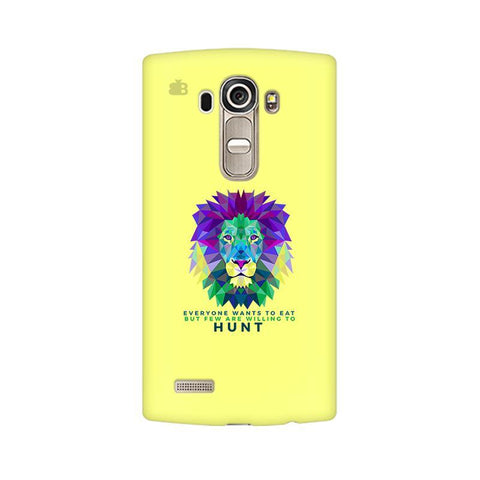 Willing to Hunt LG G4 Phone Cover
