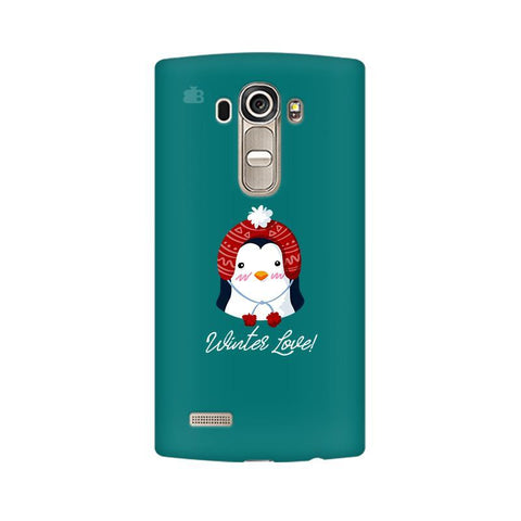 Winter Love LG G4 Phone Cover