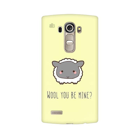 Wool LG G4 Phone Cover