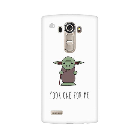 Yoda One LG G4 Phone Cover