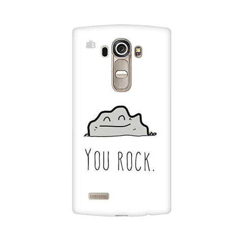 You Rock LG G4 Phone Cover