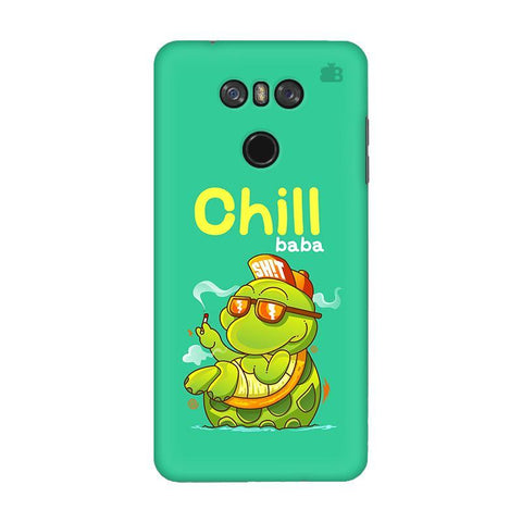 Chill Baba LG G6 Phone Cover