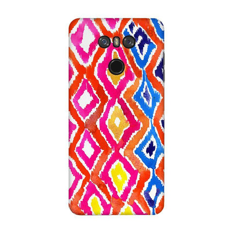 Colorful Ikat LG G6 Phone Cover