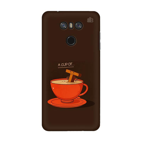 Cup of Tea LG G6 Phone Cover