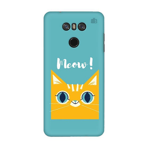 Meow LG G6 Phone Cover
