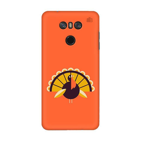 Peacock LG G6 Phone Cover