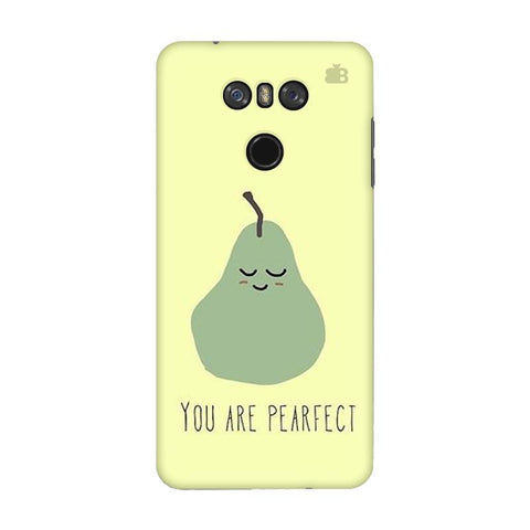 Pearfect LG G6 Phone Cover