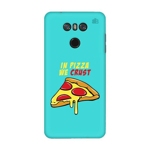 Pizza Crust LG G6 Phone Cover