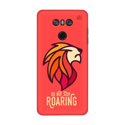 Roaring Lion LG G6 Phone Cover