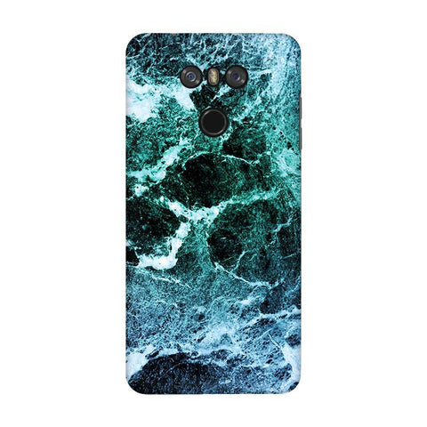 Sea Marble LG G6 Phone Cover