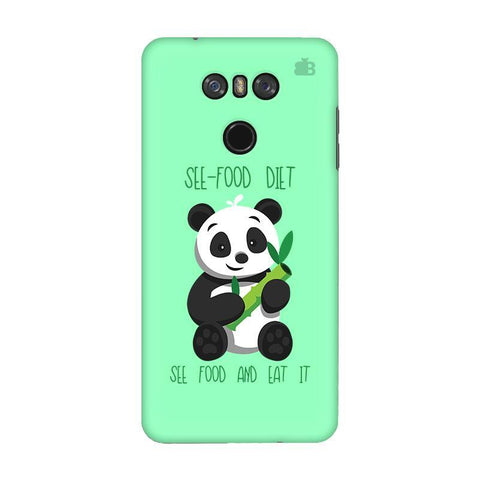 See-Food Diet LG G6 Phone Cover