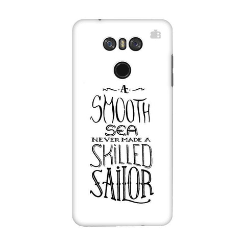 Skilled Sailor LG G6 Phone Cover