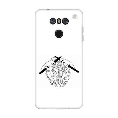 Weaving Brain LG G6 Phone Cover