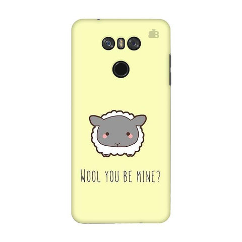 Wool LG G6 Phone Cover