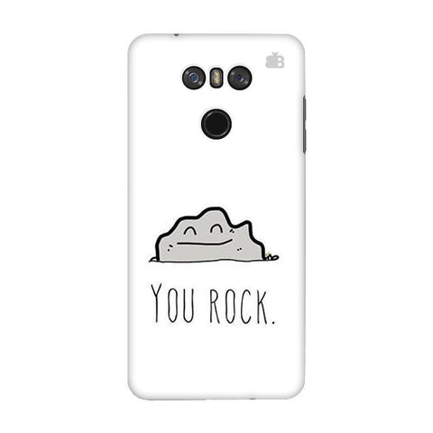 You Rock LG G6 Phone Cover