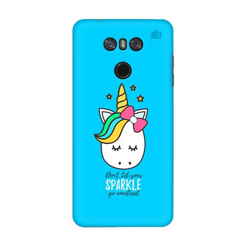 Your Sparkle LG G6 Phone Cover