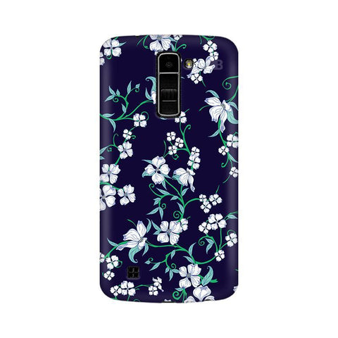 Dogwood Floral Pattern LG K10 Phone Cover