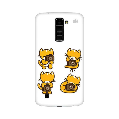 Photographer Kitty LG K7 Phone Cover