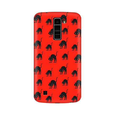Scary Cats LG K7 Phone Cover