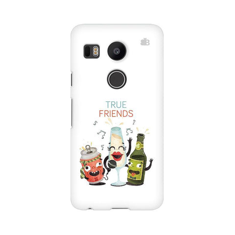 True Friends LG Nexus 5X Phone Cover