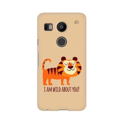 Wild About You LG Nexus 5X Phone Cover